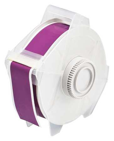 Tape, Purple, 100 ft. L, 1-1/8 In. W