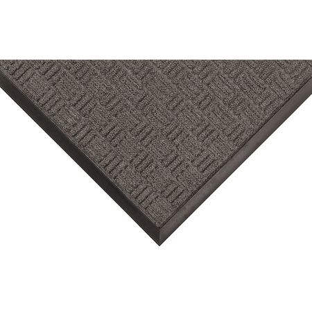 Carpeted Entrance Mat, Thunderstorm, 2x3ft