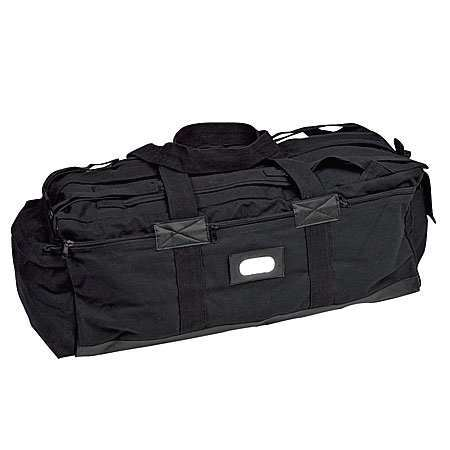 33b668c1225 Tactical Gear Bag, Black TEXSPORT 11882 49794118829   eBay