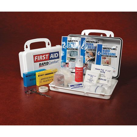 Rapid Comfort Burn Kit, Deluxe