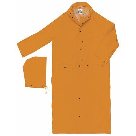 Rider Raincoat, Yellow, M