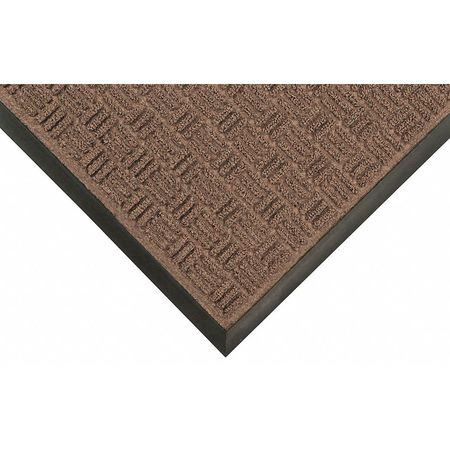 Carpeted Entrance Mat, Nutmeg, 3ft. x 5ft.