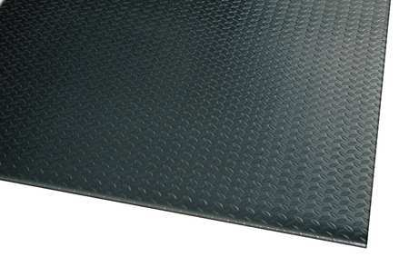 Antifatigue Runner, Black, 3ft. x 12ft.