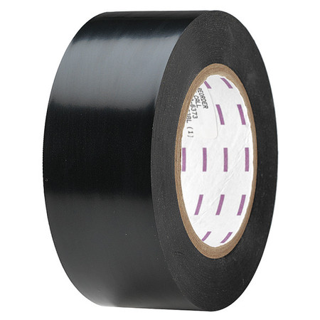 Hazard Marking Tape, Roll, 2In W, 180 ft. L