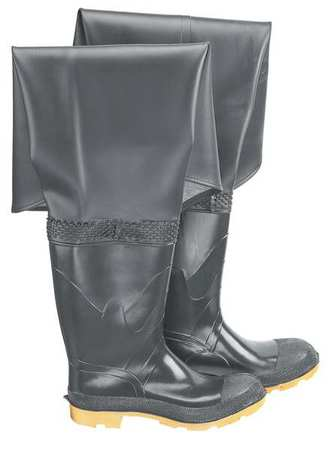 Roll Down Hip Waders, Mens, Size 10, PR