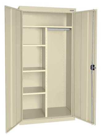 Combination Storage Cabinet Embled