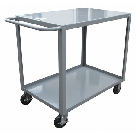 Utility Cart,Steel,42 Lx24 W,1200 lb. ZORO SELECT 8AE95