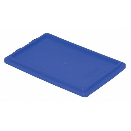 CONTAINER LID FOR 65841 BLUE LEWIS BINS