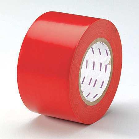 Hazard Marking Tape, Roll, 3In W, 180 ft. L