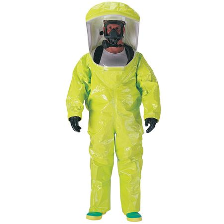 Encapsulated Suit, Level A, Front Entry, L