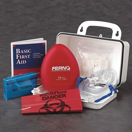 CPR Kit, Adult, Box