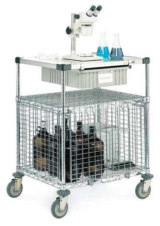 d7f4e518749 Metro Wire Security Cart