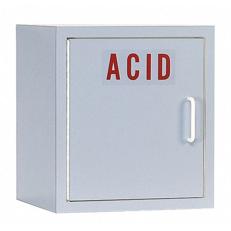 Acid Safety Cabinet, 18 In. H, 16 In. W