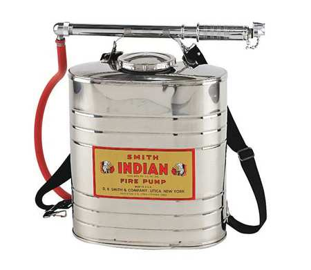 5-Gallon Wildland Fire Pump