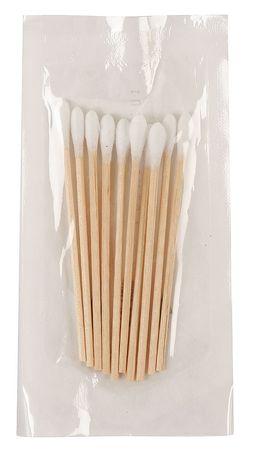 Cotton Tip Swab, Non-Sterile, 3In., PK10