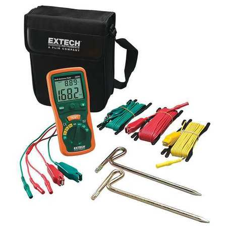 Earth Ground Tester Kit, 820 Hz