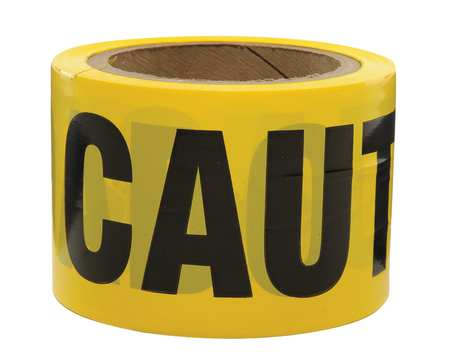 Bilingual Barricade Tape