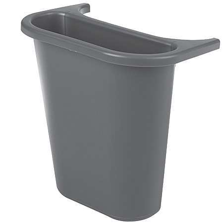 Recycling Saddle, Gray, 1 gal.