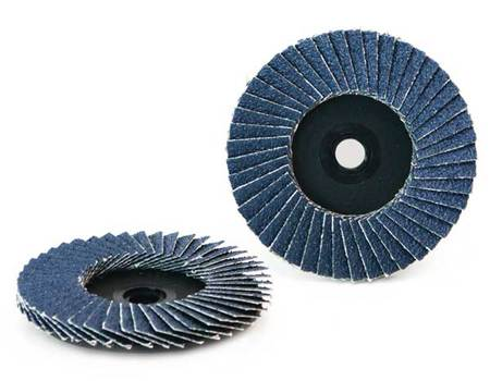 Abrasive Flap Disc, 3in, 60, Med.