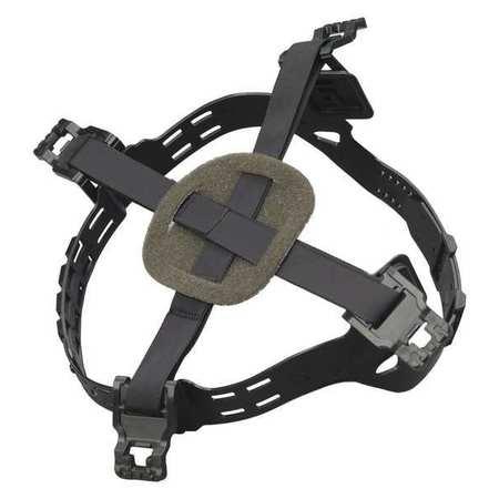 Honeywell Hard Hat Suspension, Pinlock N10S  Zoro.com
