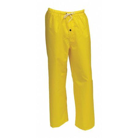 TINGLEY J22207 Iron Eagle Rain Jacket M Yellow Unrated