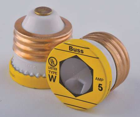 5A Fast Acting Ceramic Branch Circuit Fuse 125VAC 4PK