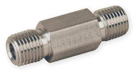 "1/2"" MNPT SS Hex Long Nipple"