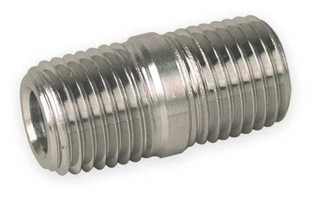 Instrumentation Close Nipple, 1/8 In., NPT