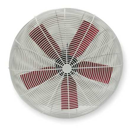 Corr Res Air Circ, 30 In, 10, 000 cfm, 240V