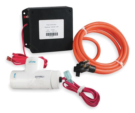 Flow Protector, Booster Pump, 115 V