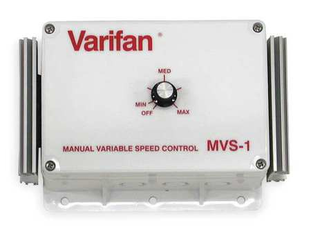 Var Spd Control, 10 Amp, 120/240 V