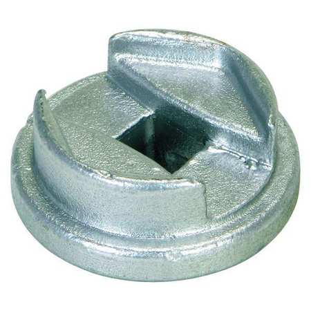 Drum Bung Socket, 3/4 In, Zinc