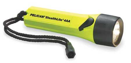 PELICAN Xenon 45 Lumens  Yellow Handheld Flashlight