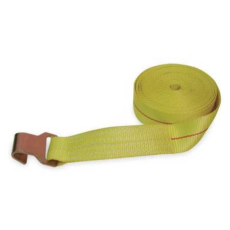 Winch Strap, 27ft x 4In, 5000lb