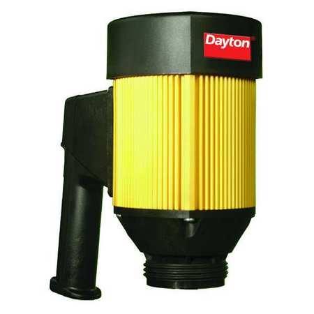 Motor,  Drum Pump, 110 Volt, GPM 32