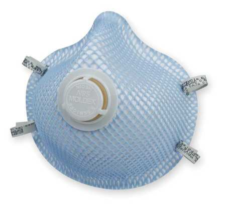 Disposable Particulate Respirator, S, PK10