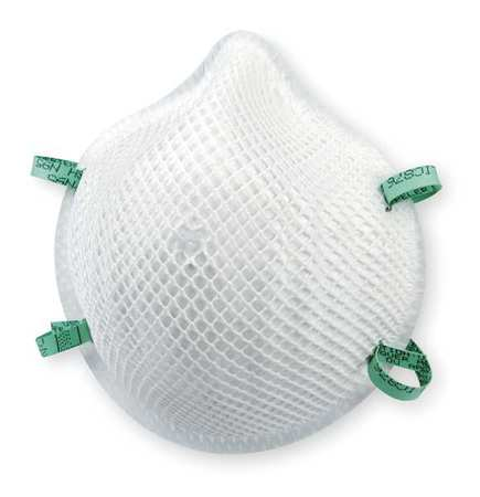 Disposable Particulate Respirator, PK20