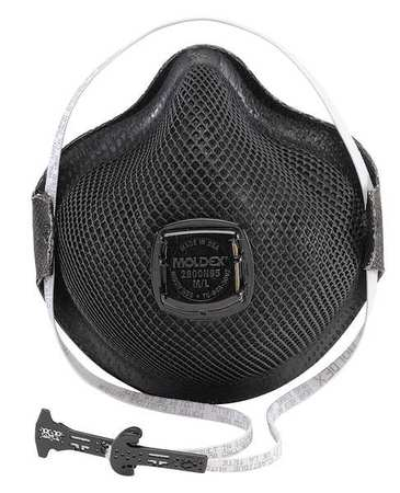 N95 Particulate Respirators with HandyStrap