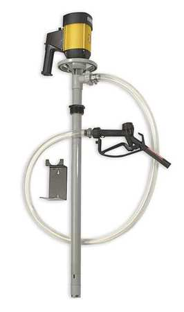 Drum Pump, 110VAC, 1 HP, 60 Hz
