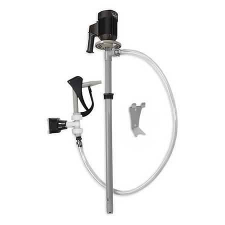 Drum Pump, 220VAC, 1 HP, 60 Hz