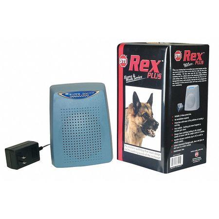 Barking Dog Alarm, Audible/Annunciation