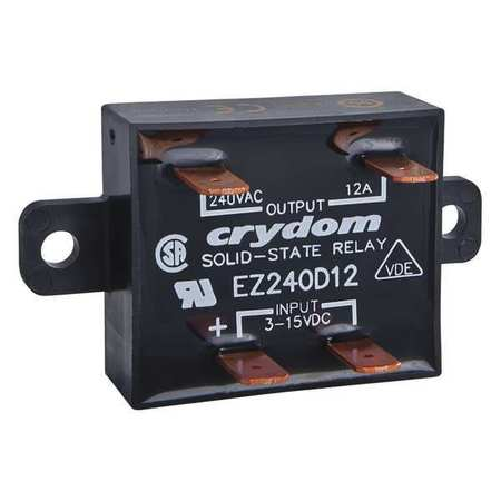 Solid State Relay, 3 to 15VDC, 18A