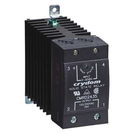 Solid State Relay, 90 to 140VAC, 45A