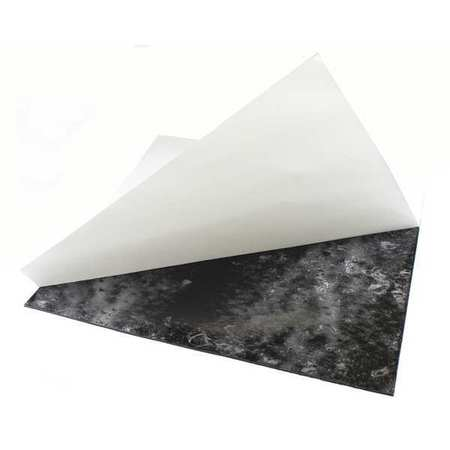 """1/4"""" Thick Buna-N/Nitrile Rubber Sheets"""
