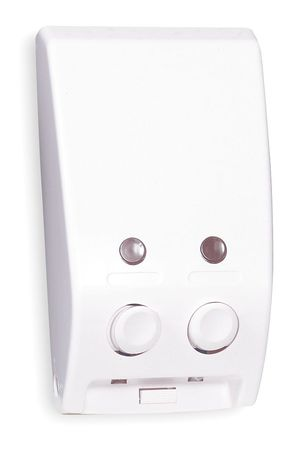 Soap,  Conditioner Dispenser White Wall