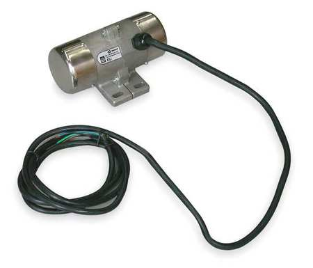 Electric Vibrator, 1 Phase, Force 20 lb.