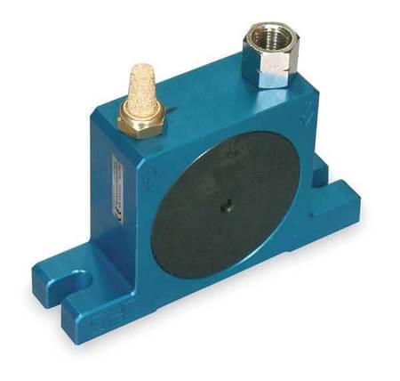 Pneumatic Ball Vibrator, Force 378 Lb