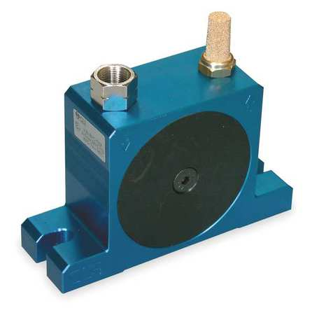 Pneumatic Ball Vibrator, Force 891 Lb