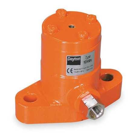 Pneumatic Piston Vibrator, Force 397 Lb