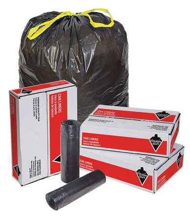 Drawstring Bags, 44 gal., 1.20 mil, PK100